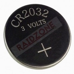 PILE BOUTON 3V ALCALINE CR2032