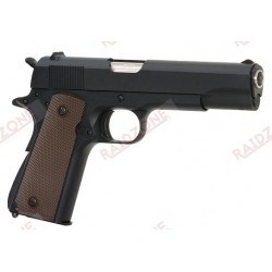 PACK GBB 1911 A1 FULL MÉTAL...