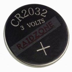PILE BOUTON 3V LITHIUM CR2032