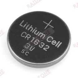 PILE BOUTON 3V LITHIUM CR1632