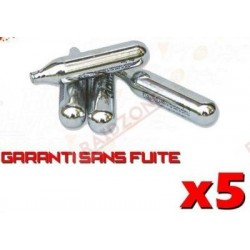 SPARCLETTE CO2 12GR X5