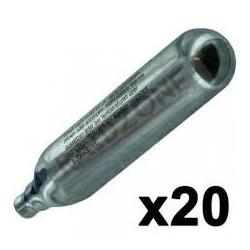 SPARCLETTE CO2 12GR X20