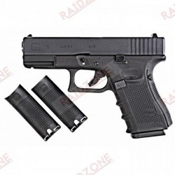 GBB type WE 19 Gen 4 black