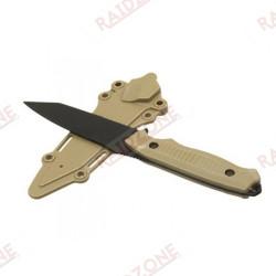 Couteau tactique MH141 tan